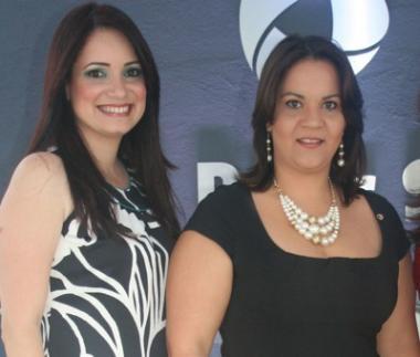 Raquel Espinal y Jennifer Betancourt