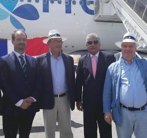 French Blue aportará 100 mil asientos en su primer año de operaciones al mercado dominicano