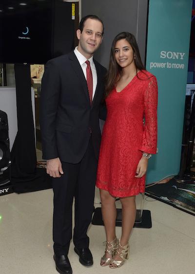Oliver Betances y Pilar Estévez Dominguez
