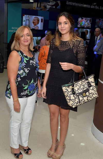 Nidia y Giuliana Ferrari