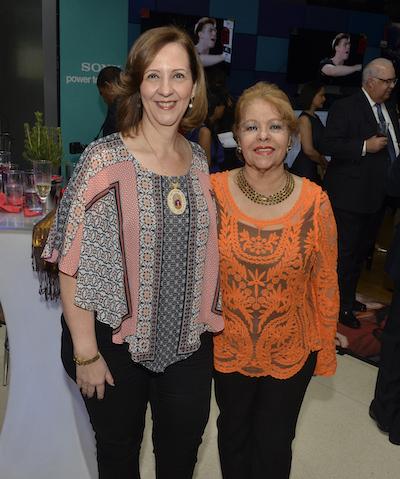 Ana Maria de Rodriguez y Fe Vargas Ramos