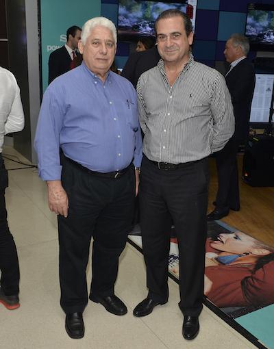 César Rodriguez y Ramón Montes Corripio