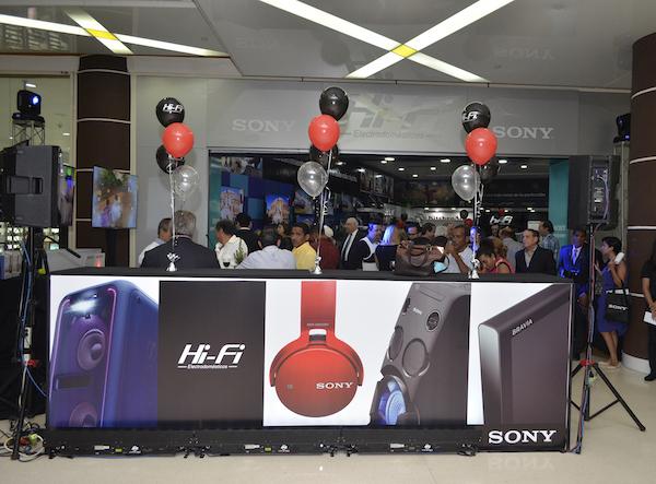 Fachada de Hi-Fi Electrodomesticos Sambil Mall