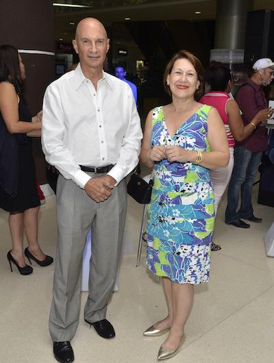Alejandro y Teresa Martinez