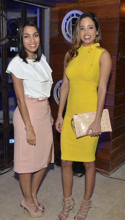 Lorely Rodríguez y Claudia Fernández