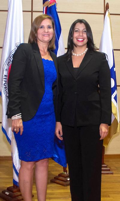 Yasmin Horta y Carolina Steffani