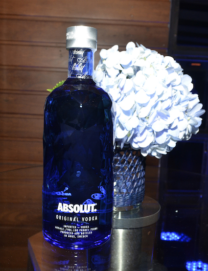 Vodka Absolut Facet