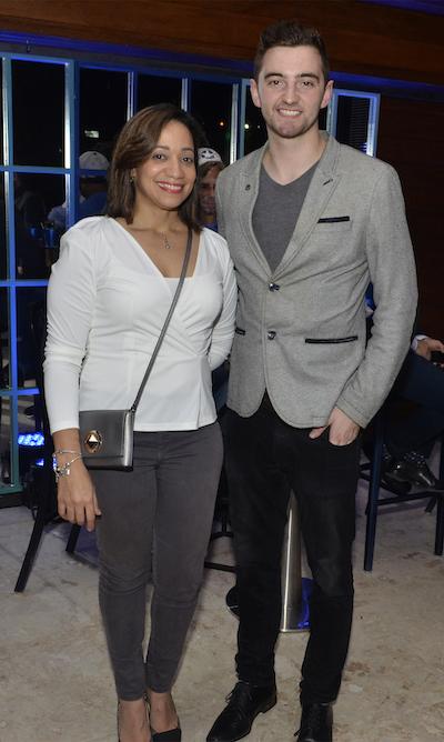 Roselyn O'Neil y Callum O' Donnell