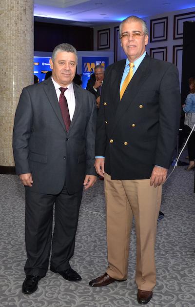 Foto 1 Carlos De la Nuez y Hugoberto Fornaris