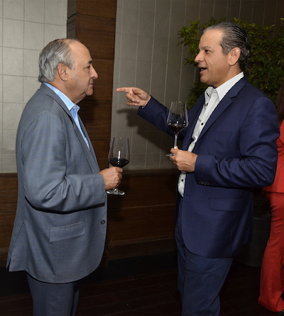 Rafael Acevedo y Gabriel Acevedo