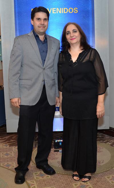Foto 2 Antón Fustier y Abigail García
