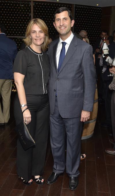 Elaine y Roberto Herrera