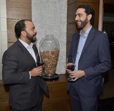 José Cabreja y Pablo García