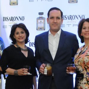 Álvarez & Sánchez Realiza Presentación de Edición  Limitada ETRO Para Disaronno