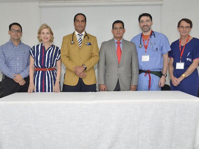 Heart Care Dominica, Corazones Unidos y CardioStart International Operan Niños de escasos recursos Económicos