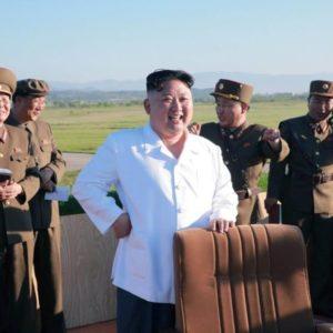 Corea del Norte dispara su tercer misil en tres semanas