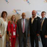 El Ministerio de Turismo y Aviación de las Bahamas y socios del sector hacen una intensa promoción de las Bahamas en México