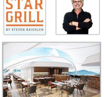 Windstar Cruises presenta 'Star Grill by Steven Raichlen'