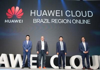 HUAWEI CLOUD acelera la transformación digital en Brasil