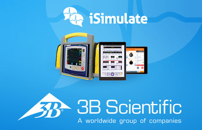3B Scientific adquiere iSimulate