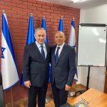 El fundador de ILAN México se reune con el Primer Ministro de Israel continuarán estrechando lazos y apoyos bilaterales