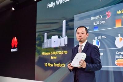 Huawei lanza solución HiCampus en todo el mundo