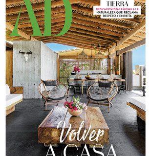 Architectural Digest México nos invita a volver a casa para valorar lo más preciado: la vida misma y nuestra Madre Tierra.