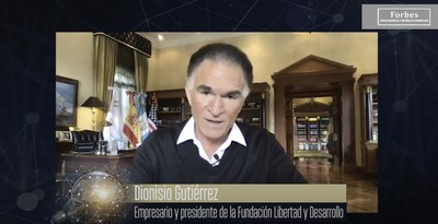 Dionisio Gutiérrez es entrevistado por FORBES Centroamérica sobre el rescate de la economía post-COVID-19