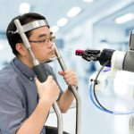 Brain Navi desarrolla nuevo robot que hace pruebas nasales con hisopo autónomamente para prevenir contagio de enfermedades altamente infecciosas
