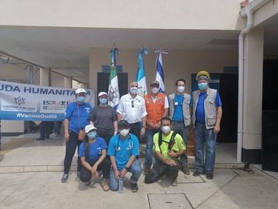 CADENA despliega misiones para apoyar a 35 mil damnificados  por las fuertes lluvias e inundaciones en Chiapas y Tabasco