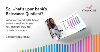 El Relevance Quotient Report 2020 de Crayon Data explica las tendencias y pautas de la banca personalizada