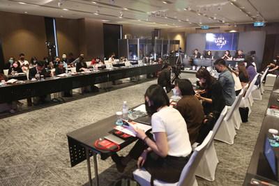 TAICCA y Golden Horse FPP Series presentan propuestas prometedoras a inversionistas internacionales